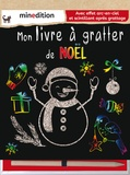 Jennifer Wilderich-Lang - Mon livre à gratter de Noël - Edition spéciale Noël.