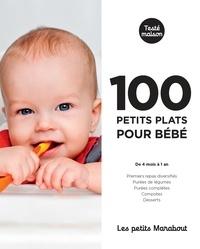 Jenny Carenco - 100 petits plats pour bébé.