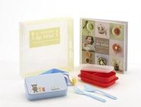 Jenny Carenco - Les petits plats de bébé - My baby lunch box.