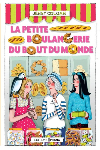 La petite boulangerie  La petite boulangerie du bout du monde