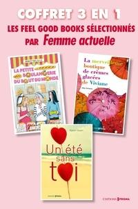 Jenny Colgan et Abby Clements - Trilogie Romans Femme Actuelle.