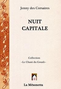 Jenny des Corsaires - Nuit Capitale.