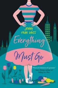 Jenny Fran Davis - Everything Must Go.