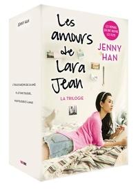 Jenny Han - Les amours de Lara Jean La trilogie : Coffret en 3 volumes : A tous les garçons que j'ai aimés... ; P.S. Je t'aime toujours... ; Pour toujours et à jamais.