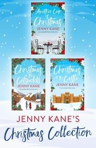 Jenny Kane - Jenny Kane's Christmas Collection - A collection of fabulously festive stocking fillers.