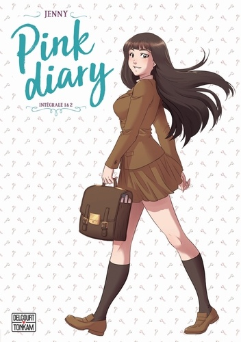 Pink diary T01 et T02