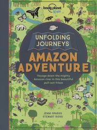 Jenny Sparks et Stewart Ross - Amazon Adventure.