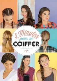 Jenny Strebe - 5 minutes pour se coiffer.
