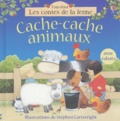 Jenny Tyler et Stephen Cartwright - Cache-cache animaux.