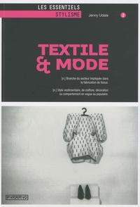 Jenny Udale - Textile & mode.