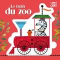 Jenny Wren - Le train du zoo - En avant les puzzles.