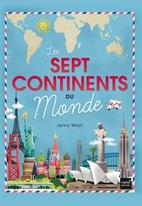 Jenny Wren - Les sept continents du monde.