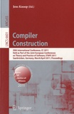 Jens Knoop - Compiler Construction.