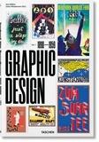Jens Müller et Julius Wiedemann - The History of Graphic Design - Volume 1 (1890-1959).