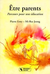 Jeong Mi-Ree et Pierre Erny - .