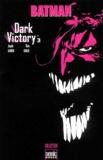 Jeph Loeb et Tim Sale - Batman Dark Victory Tome 3 : .