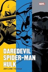 Jeph Loeb et Tim Sale - Daredevil Super-man Hulk.