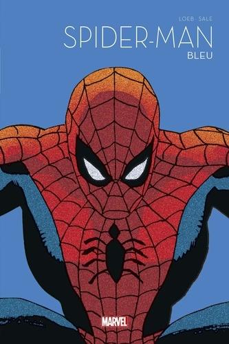 Jeph Loeb et Tim Sale - Spider-Man bleu.