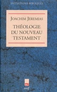 Jeremias - Théologie du Nouveau Testament - La prédication de Jésus.