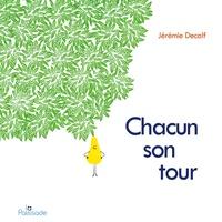 Jérémie Decalf - Chacun son tour.