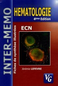 Jérémie Lefèvre - Hématologie.