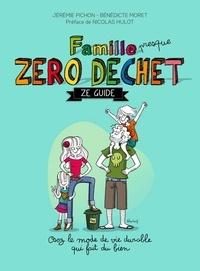 Jérémie Pichon et Bénédicte Moret - Famille presque zéro déchet - Ze guide.