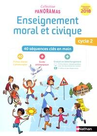 Jérémie Pointu et Suzanne Pointu - Enseignement moral et civique Cycle 2 - 40 séquences clés en main : 40 fiches élèves à photocopier + Guide pédagogique.