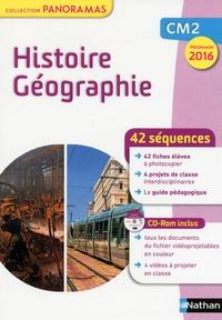Jérémie Pointu et Vincent Porhel - Histoire Géographie CM2 - Programme 2016. 1 Cédérom