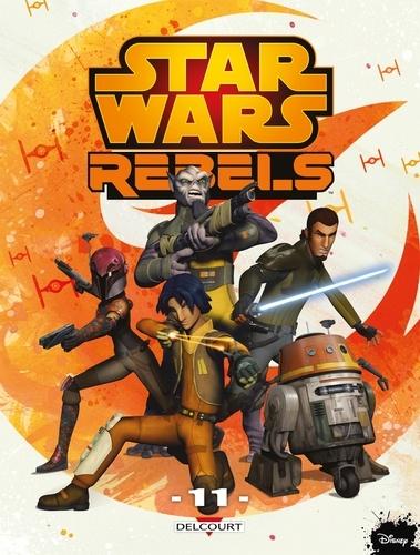 Star Wars Rebels Tome 11