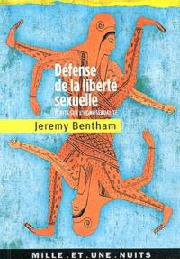 Défense de la liberté sexuelle - Ecrits sur lhomosexualité.pdf