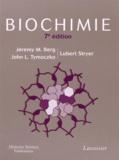 Jeremy Berg et John Tymoczko - Biochimie.