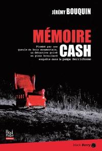 Jérémy Bouquin - Mémoire cash.