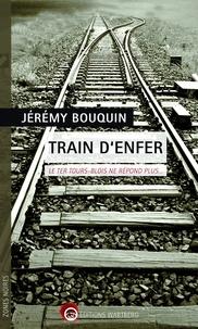 Jérémy Bouquin - Train d'enfer - Le TER Tours-Blois ne répond plus....