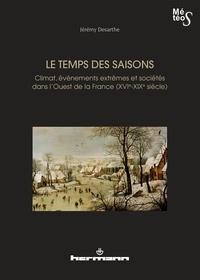 Checkpointfrance.fr Le temps des saisons - Climat, événements extrêmes et sociétés dans l'Ouest de la France (XVIe-XIXe siècles) Image