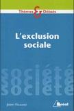 Jérémy Fouliard - L'exclusion sociale.