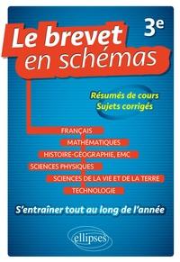 Téléchargement gratuit pdf ebook Le brevet en schémas (French Edition) 9782340033146 par Jérémy Hammerton, Sandrine Binauld, Hervé Bodet, Yael Dimart, Fanny Dziombowski