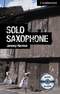 Jeremy Harmer - Solo saxophone. 3 CD audio