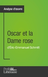 Jérémy Lambert - Oscar et la Dame rose d'Éric-Emmanuel Schmitt (Analyse approfondie) - Approfondissez votre lecture des romans classiques et modernes avec Profil-Litteraire.fr.