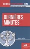 Jérémy Laurent - Dernières minutes.