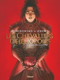 Jérémy et Alexandro Jodorowsky - Les Chevaliers d'Héliopolis Tome 3 : Rubedo, l'oeuvre au rouge.