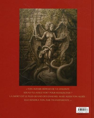 Les Chevaliers d'Héliopolis Tome 3 Rubedo, l'oeuvre au rouge