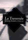 """Jérémy Liron - La traversée - """"""""d'ailleurs, s'il voyage, c'est pour aller face à l'impensable, ce qui ne se laisse plus décrire ou dire""""""""."""