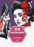 Jérémy Mariez - 50 coloriages mystères.