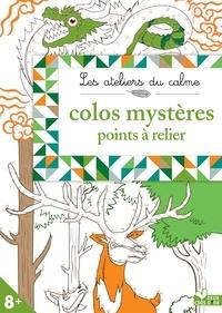 Jérémy Mariez - Colos mystères points à relier.