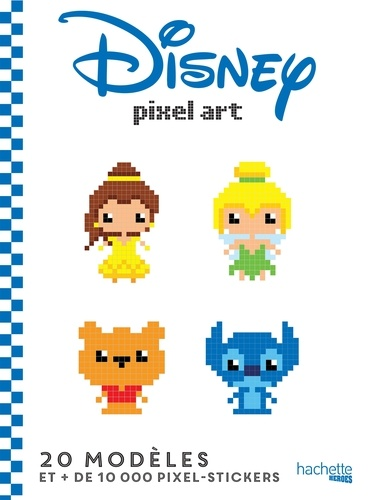 Disney Pixel Art Album