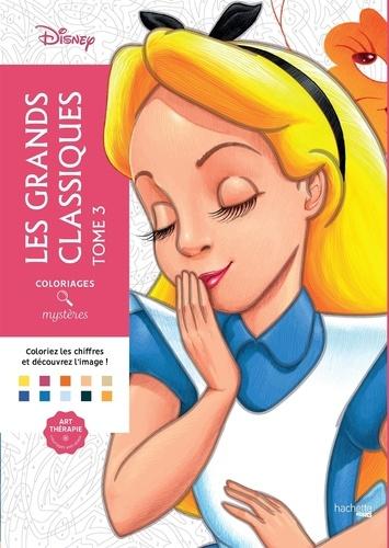 Les Grands Classiques Disney Tome 3 Grand Format