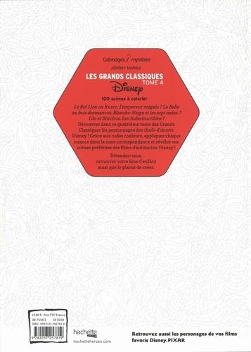 Les Grands classiques Disney. Tome 4