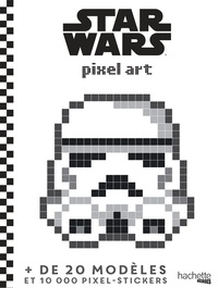Jérémy Mariez - Star Wars - Pixel art.