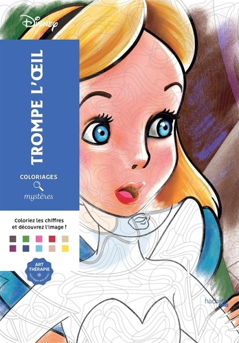 Jérémy Mariez - Trompe-l'oeil Disney.
