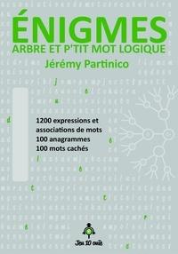 Jérémy Partinico - Enigmes - Arbre et p'tit mot logique.
